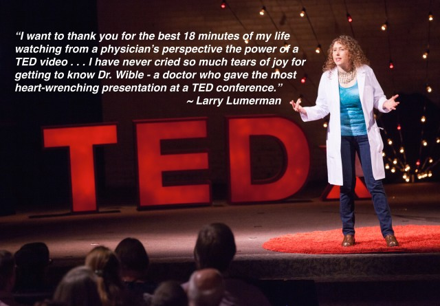TED - Larry quote