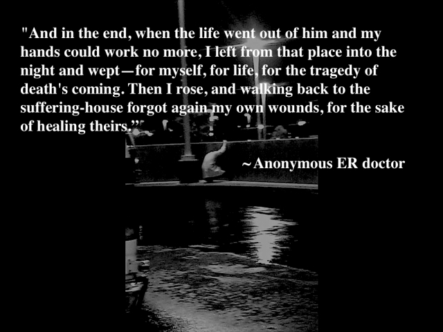 CryingDoctor QUOTE