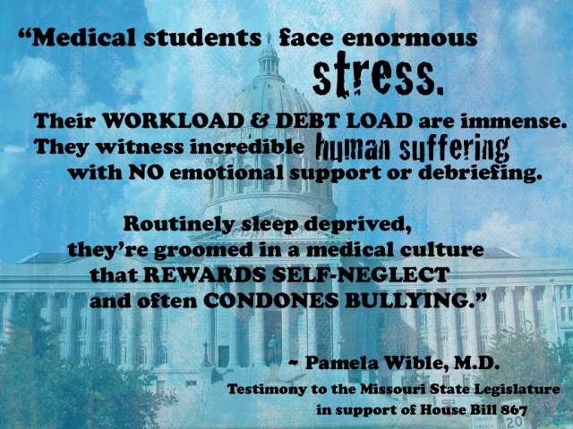 Medical Student Stress *