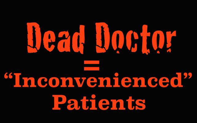 Dead Doctor
