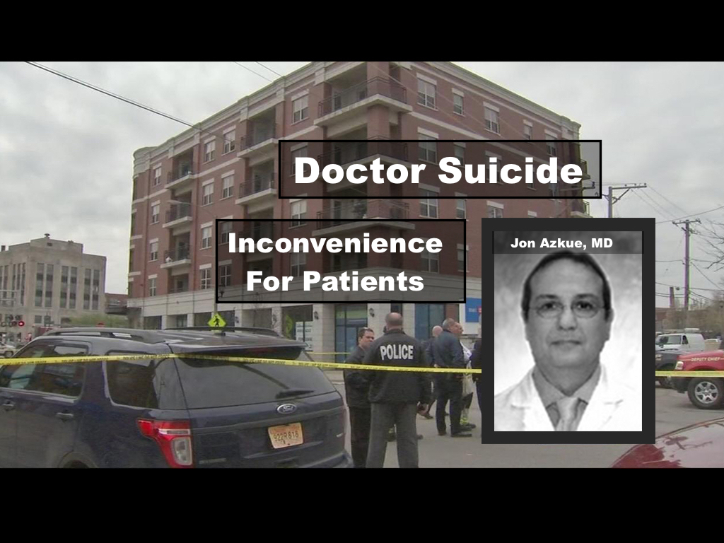 Doctor S Death An Inconvenience For Patients Pamela Wible Md