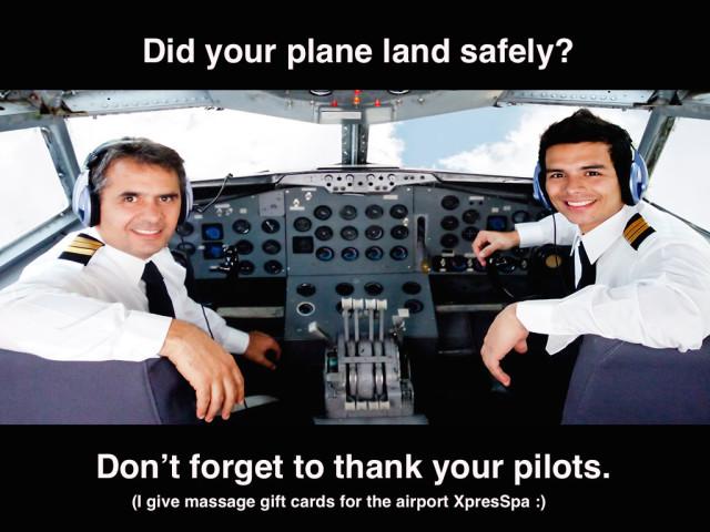 PilotsThanks