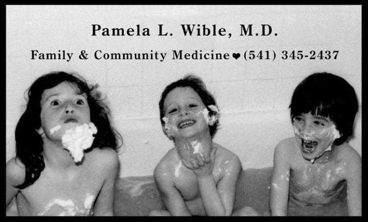 Pamela Wible, M.D.