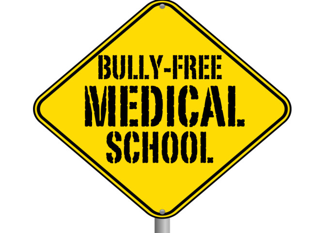 Medical Scool Bullying