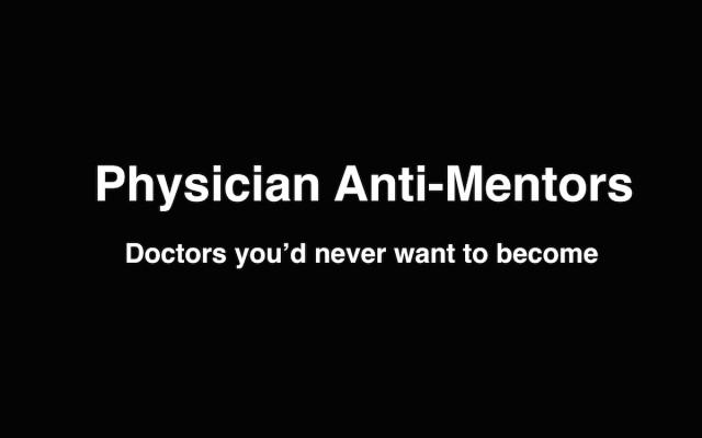 Medical School Mentors