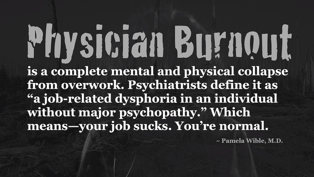 Physician Burnout.1up