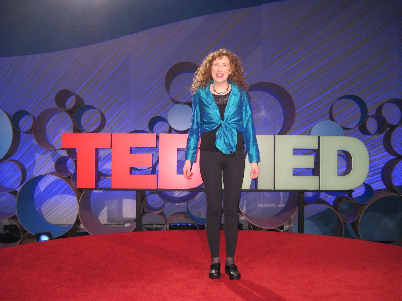Pamela Wible TEDMED