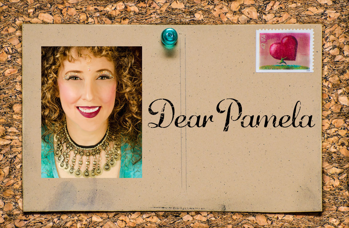 Pamela Wible Postcard