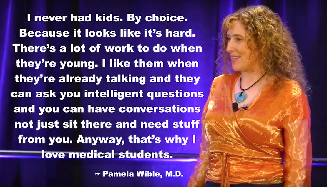 Pamela Wible No Kids