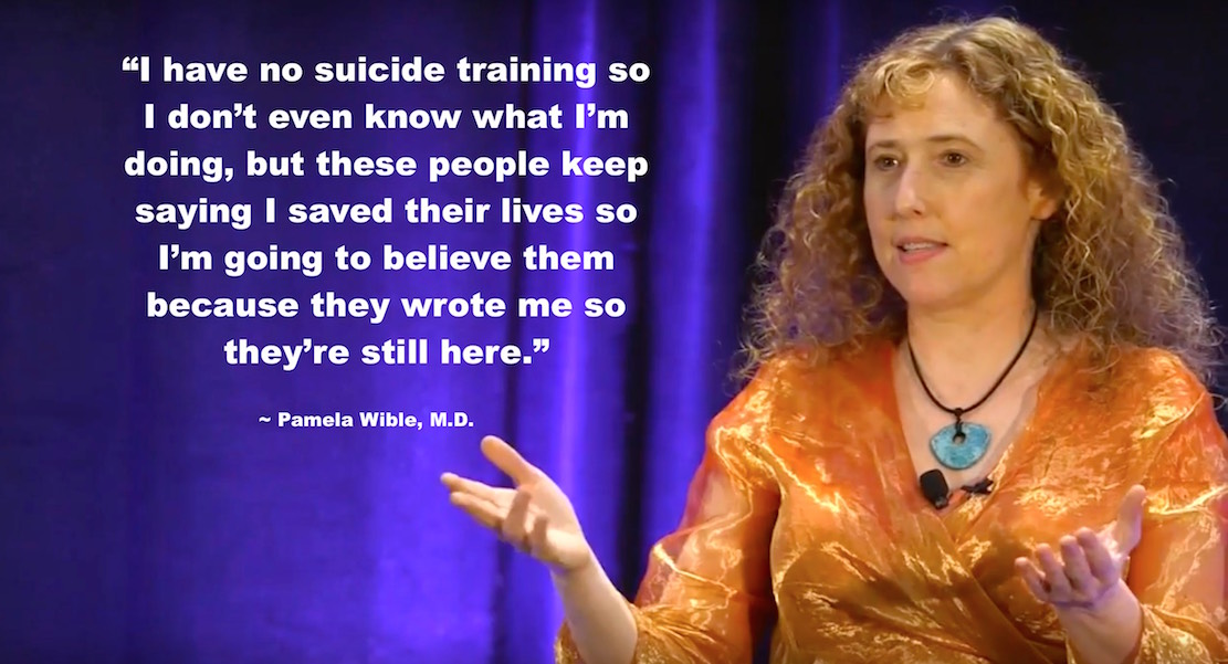 Pamela Wible