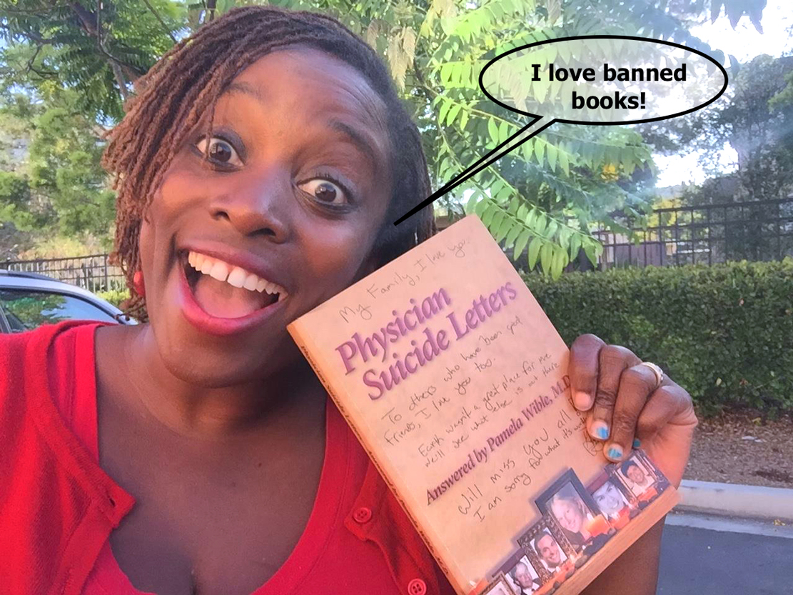 Love Banned Books