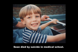 Sean Petro Medical Student Suicide