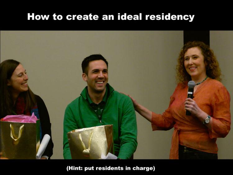 Ideal Residency