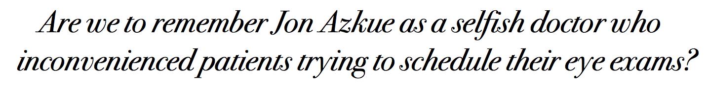 Jon Azkue memory