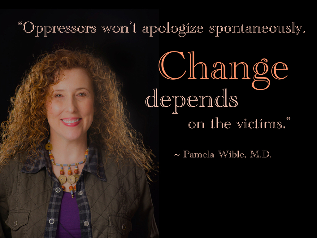 Pamela Wible Change Victims