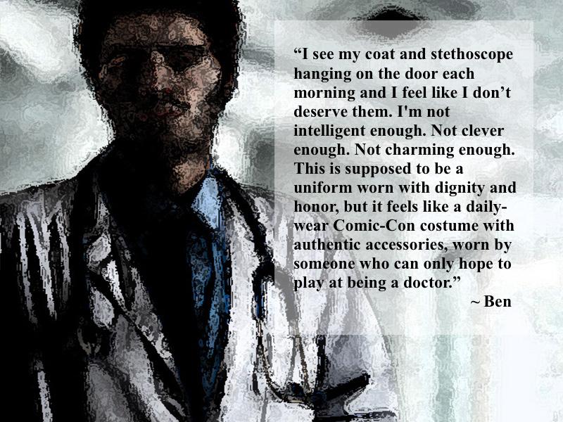 I hate myself  I don't deserve to be a doctor  | Pamela Wible MD