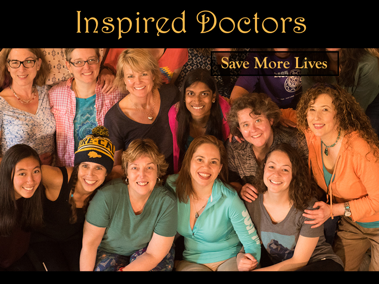 Inspired Happy Doctors