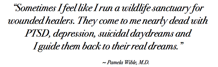 Wildlife sanctuary Pamela Wible