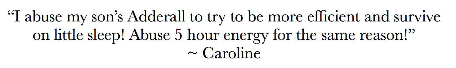 Caroline Depressed Doctor Quote