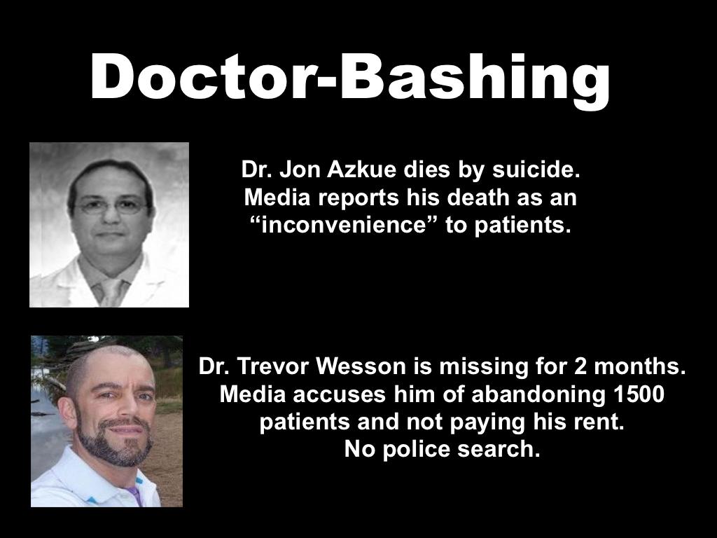 Dr.-Bashing