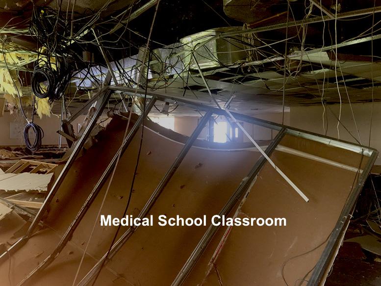 Med School Classroom