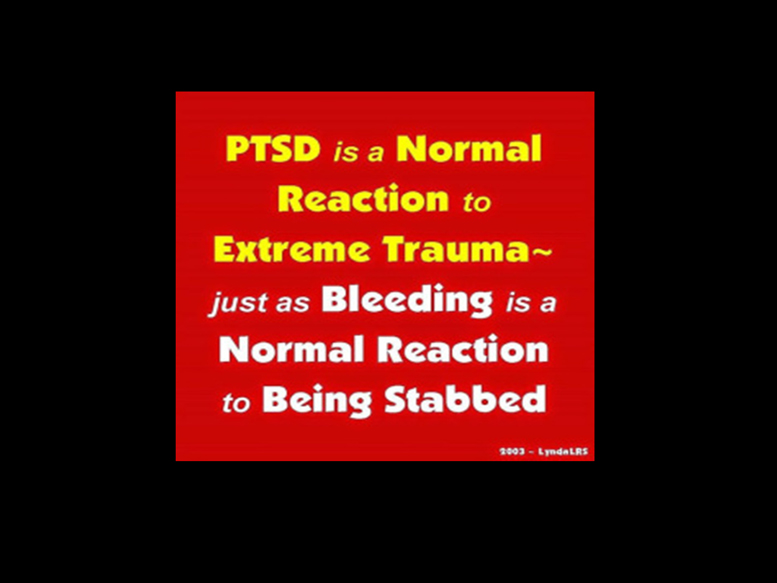 PTSD-Trauma