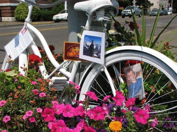 David Matthew Minor Ghost Bike