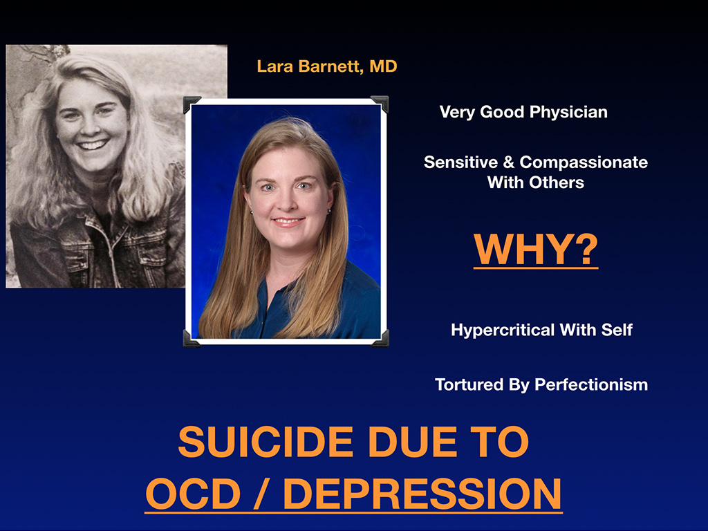 1103 doctor suicides & 13 reasons why | Pamela Wible MD