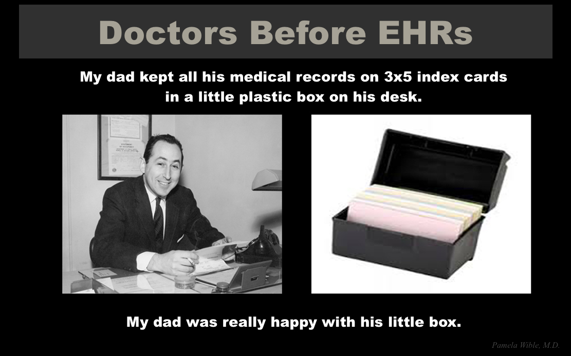 Love your medical records